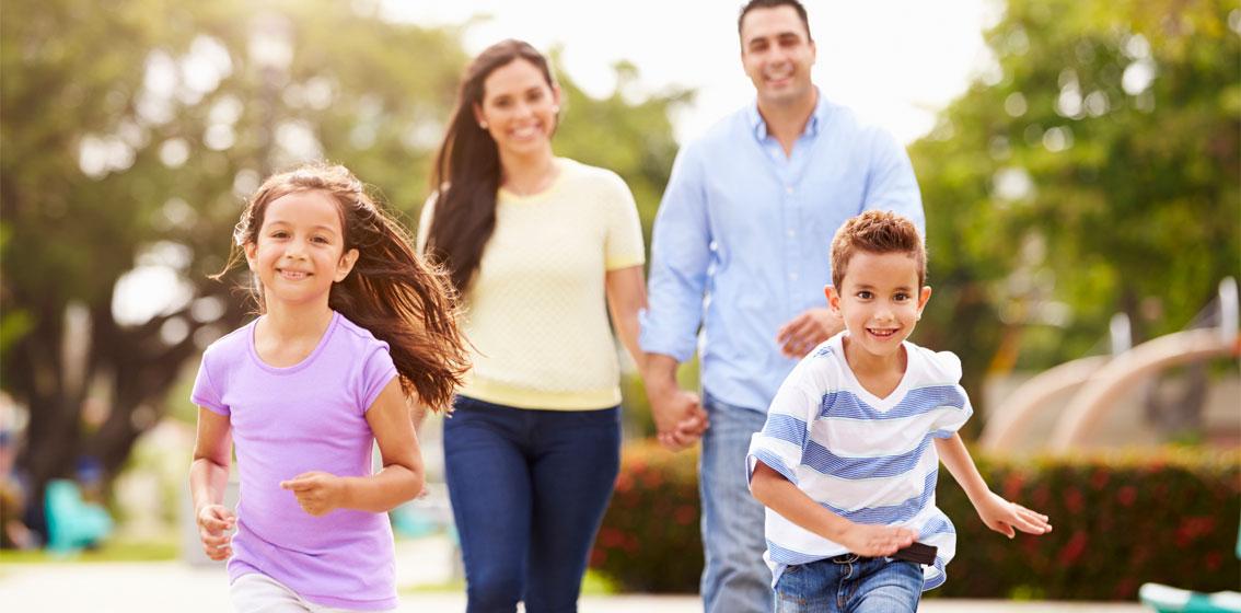 Projetos que aproximam famílias